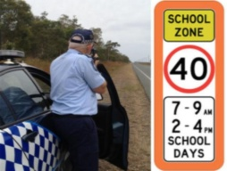 Changes to school zone times