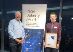 Peter Doherty Award for Excellence in STEM