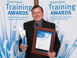 Trainee of the year